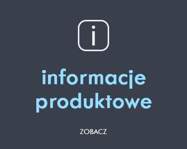 informacje produktowe