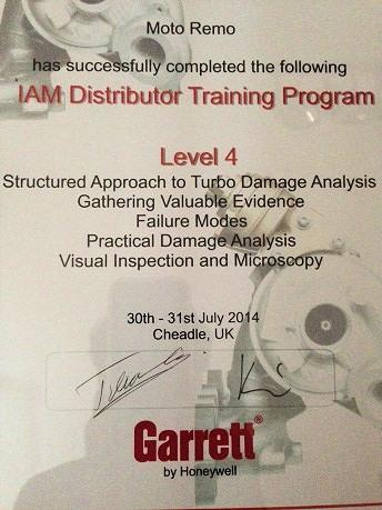 level 4 certyfikat